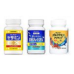 サントリーのサプリ無料で試せるセサミンEX、グルコサミン、DHA